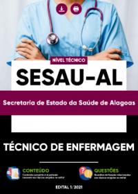 Técnico de Enfermagem - SESAU-AL