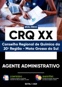 Agente Administrativo - CRQ XX