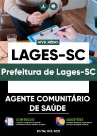 Agente Comunitário de Saúde - Prefeitura de Lages-SC