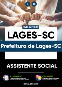 Assistente Social - Prefeitura de Lages-SC