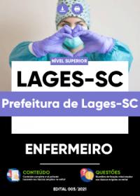Enfermeiro - Prefeitura de Lages-SC