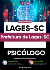 Psicólogo - Prefeitura de Lages-SC