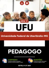 Pedagogo - UFU-MG