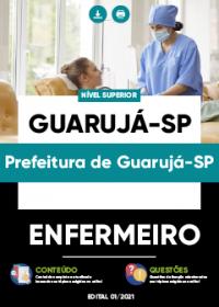 Enfermeiro - Prefeitura de Guarujá-SP