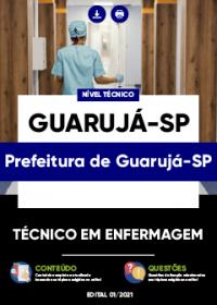 Técnico em Enfermagem - Prefeitura de Guarujá-SP