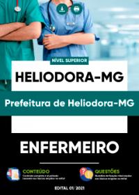 Enfermeiro - Prefeitura de Heliodora-MG