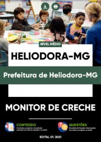 Monitor de Creche - Prefeitura de Heliodora-MG
