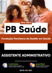 Assistente Administrativo - PB Saúde