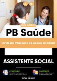 Assistente Social - PB Saúde