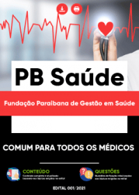 Comum aos Cargos de Médicos - PB Saúde