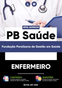 Enfermeiro - PB Saúde