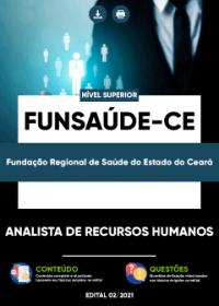 Analista de Recursos Humanos - FUNSAÚDE-CE