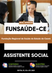 Assistente Social - FUNSAÚDE-CE