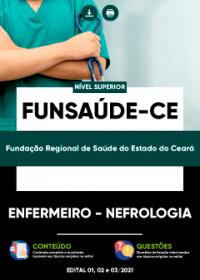 Enfermeiro - Nefrologia - FUNSAÚDE-CE