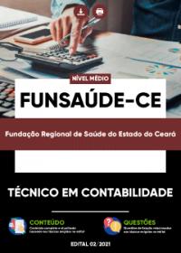 Técnico em Contabilidade - FUNSAÚDE-CE