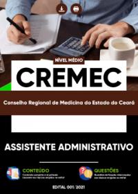 Assistente Administrativo - CREMEC