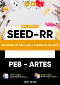 PEB - Artes - SEED-RR