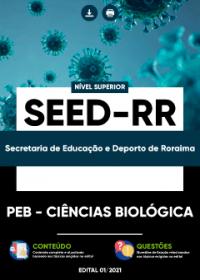 PEB - Ciências Biológica - SEED-RR