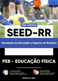 PEB - Educação Física - SEED-RR