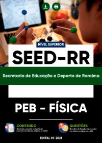 PEB - Física - SEED-RR