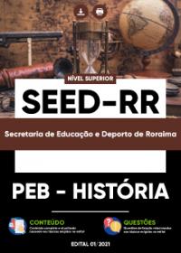 PEB - História - SEED-RR
