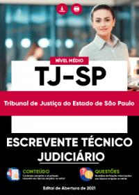Escrevente Técnico Judiciário - TJ-SP