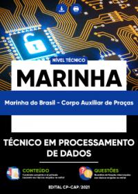 Técnico em Processamento de Dados - Marinha do Brasil (Corpo Auxiliar de Praças)