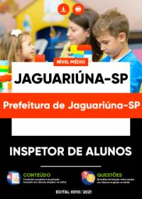 Inspetor de Alunos - Prefeitura de Jaguariúna-SP