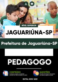 Pedagogo - Prefeitura de Jaguariúna-SP