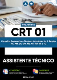Assistente Técnico - CRT 01