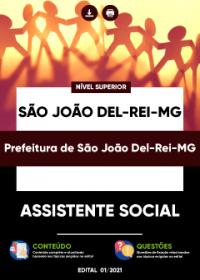 Assistente Social - Prefeitura de São João Del-Rei-MG