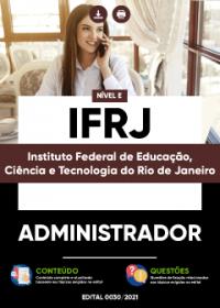 Administrador - IFRJ