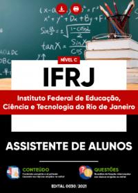 Assistente de Alunos - IFRJ