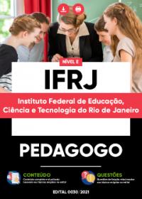 Pedagogo - IFRJ