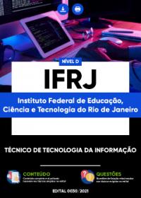 Técnico de Tecnologia da Informação - IFRJ