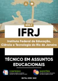 Técnico em Assuntos Educacionais - IFRJ