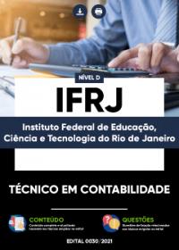 Técnico em Contabilidade - IFRJ