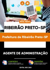 Agente de Administração - Prefeitura de Ribeirão Preto-SP