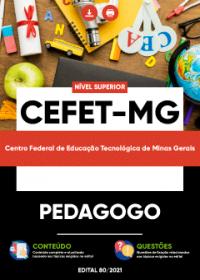 Pedagogo - CEFET-MG