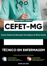 Técnico em Enfermagem - CEFET-MG