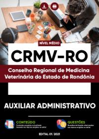Auxiliar Administrativo - CRMV-RO