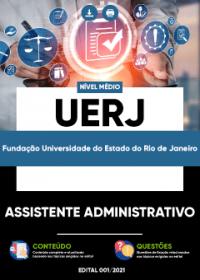 Assistente Administrativo - UERJ