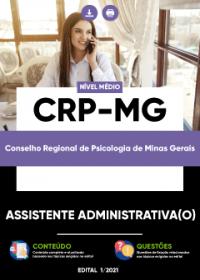 Assistente Administrativa(o) - CRP-MG