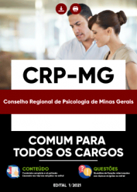 Comum para Todos os Cargos- CRP-MG