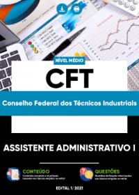 Assistente Administrativo I - CFT