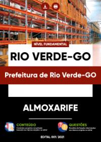 Almoxarife - Prefeitura de Rio Verde-GO
