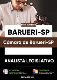 Analista Legislativo - Câmara de Barueri-SP