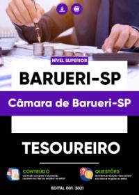 Tesoureiro - Câmara de Barueri-SP