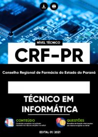Técnico em Informática - CRF-PR