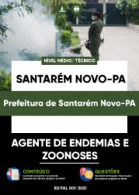 Agente de Endemias e Zoonoses - Prefeitura de Santarém Novo-PA